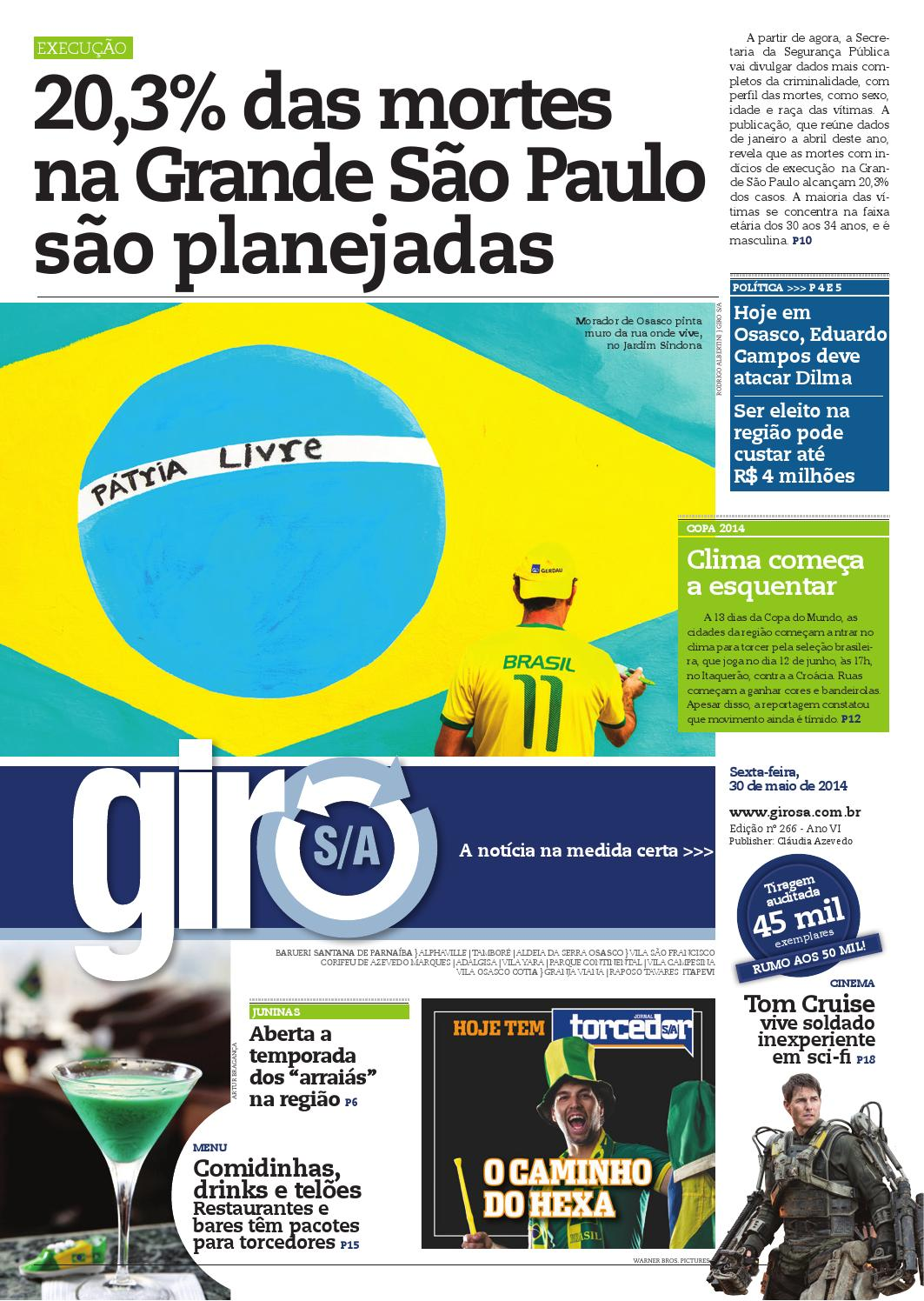 Giro S A e Torcedor S A by Agência Impacto - issuu ad09172c0b1d2