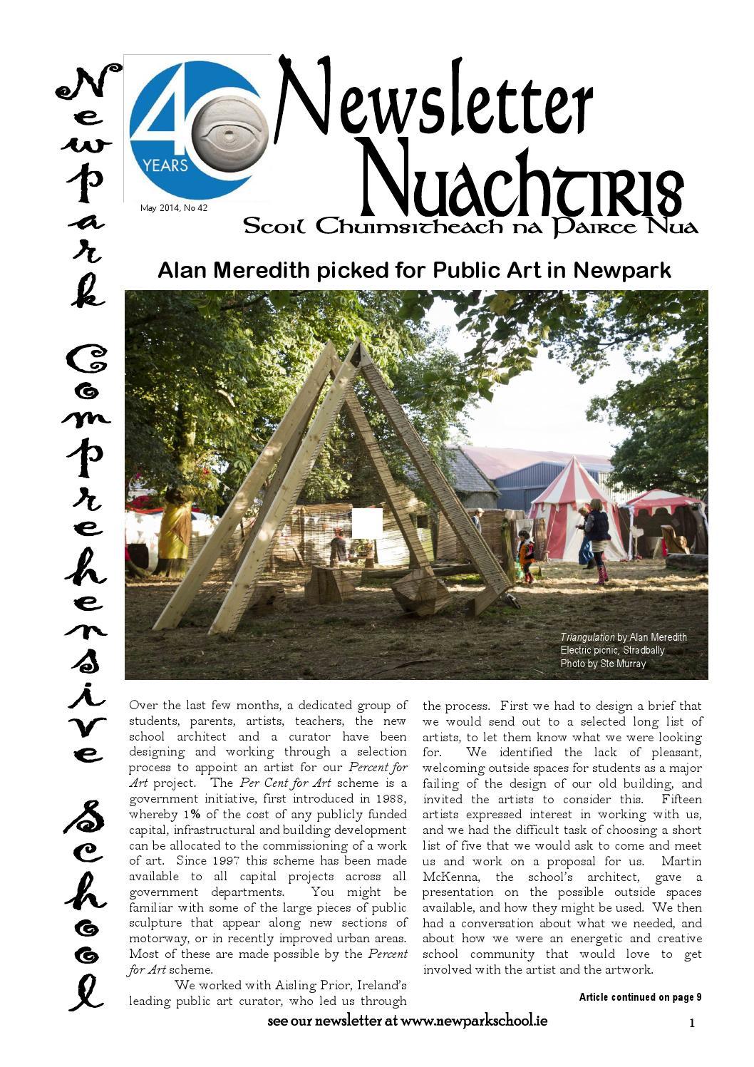 Amy Winehouse Nua newpark newsletter may 2014newpark newsletter - issuu