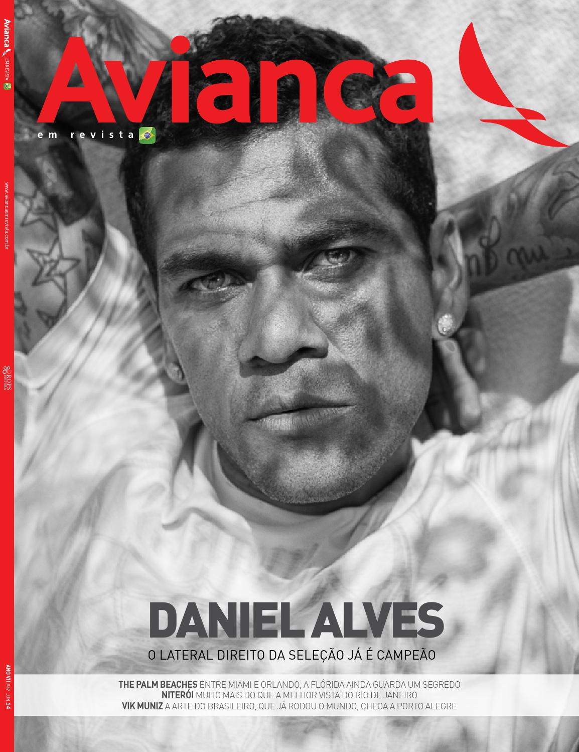 47 - Daniel Alves by Media Onboard - issuu c87bb1c396