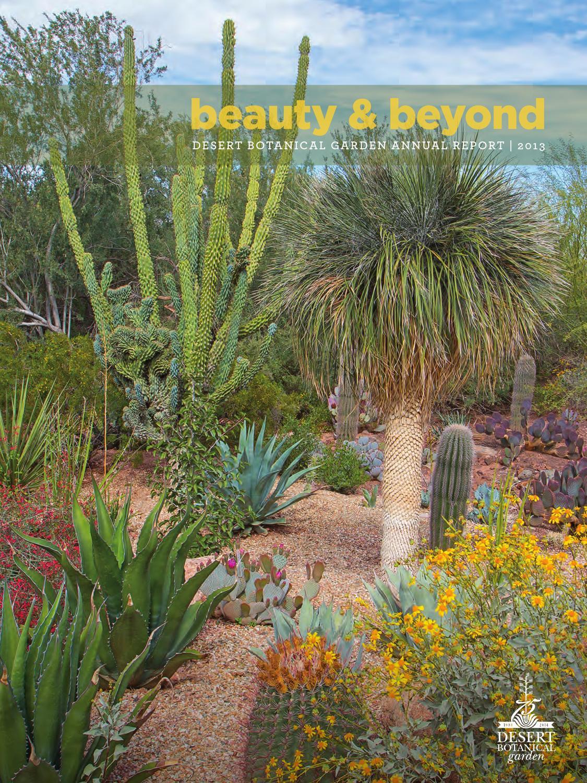 Desert Botanical Garden 2013 Annual Report By Desert Botanical Garden Issuu