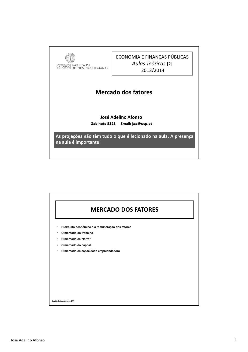 Circuito Economico : Circuito económico e mercado dos factores by david machado issuu