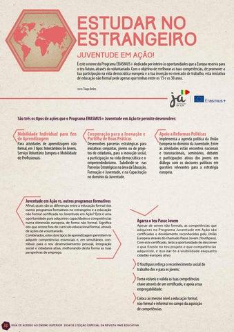 Guia de Acesso ao Ensino Superior 2014/15 by Young Direct