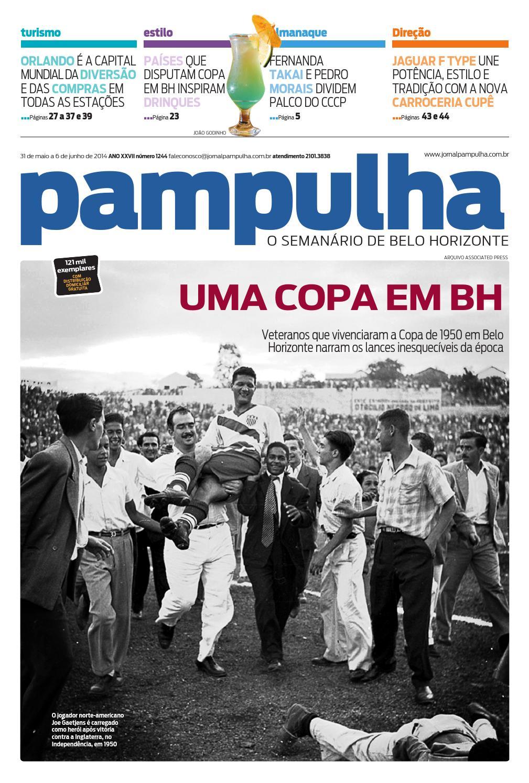 2450ee1c2 Pampulha - Sáb, 31/05/2014 by Tecnologia Sempre Editora - issuu