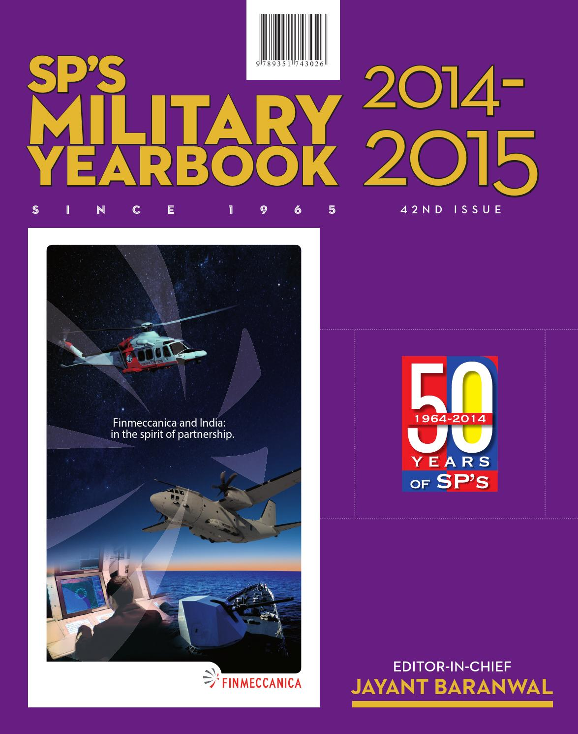 04aee6d8b0 SP s Military Yearbook 2014-2015 by SP Guide Publications Pvt Ltd - issuu