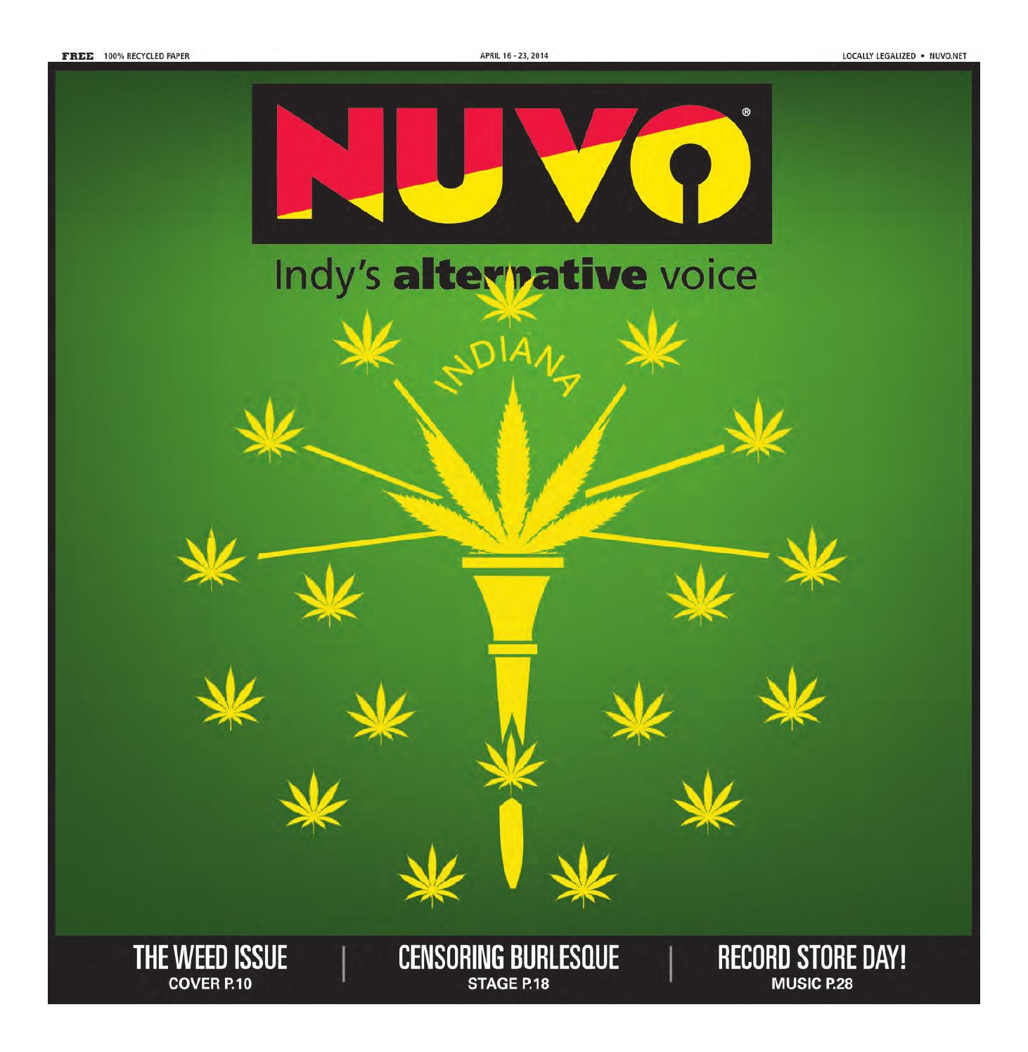 Nuvo Indy 39 S Alternative Voice April 16 2014 By Nuvo