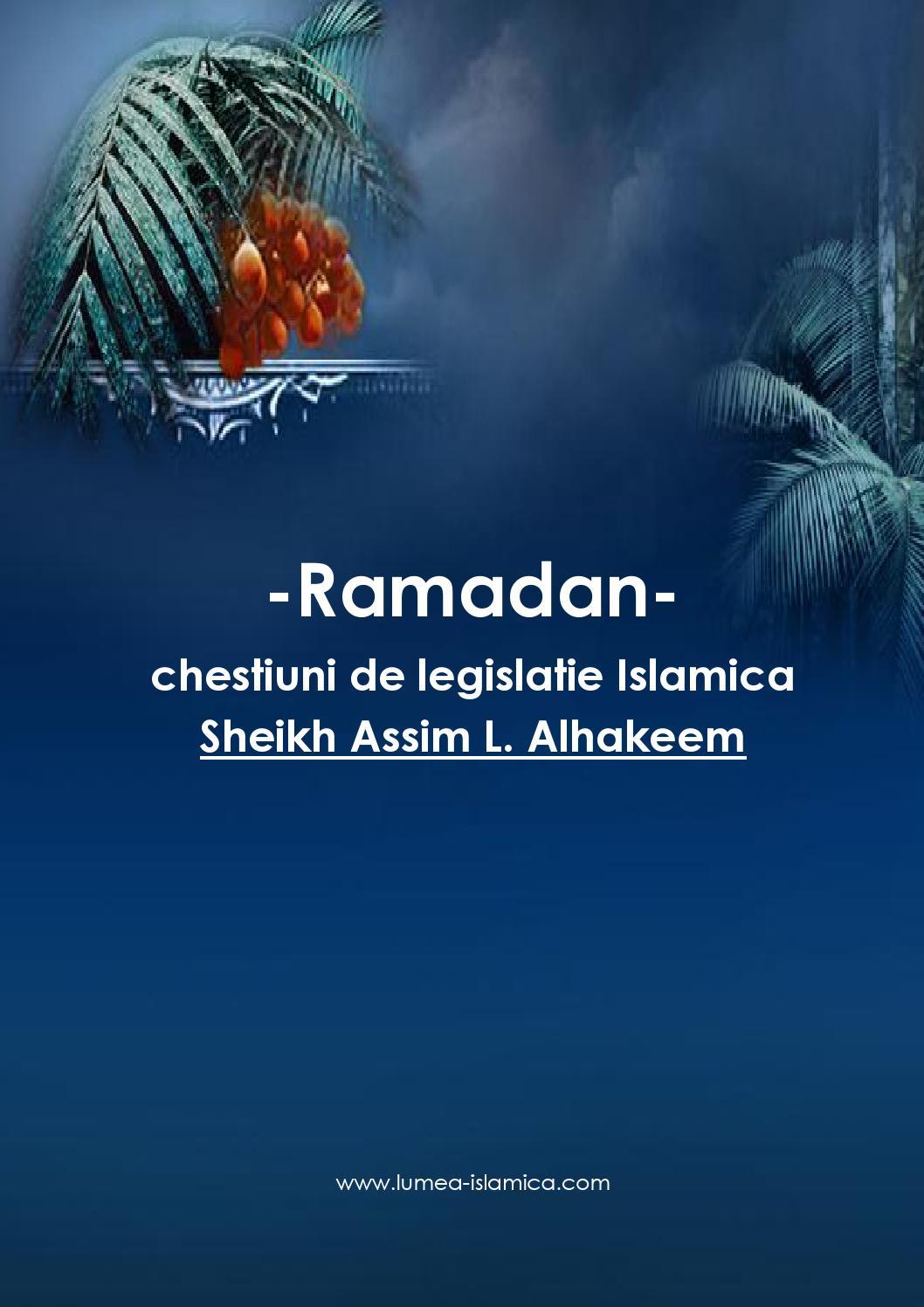 ce spune islamul despre întâlniri)