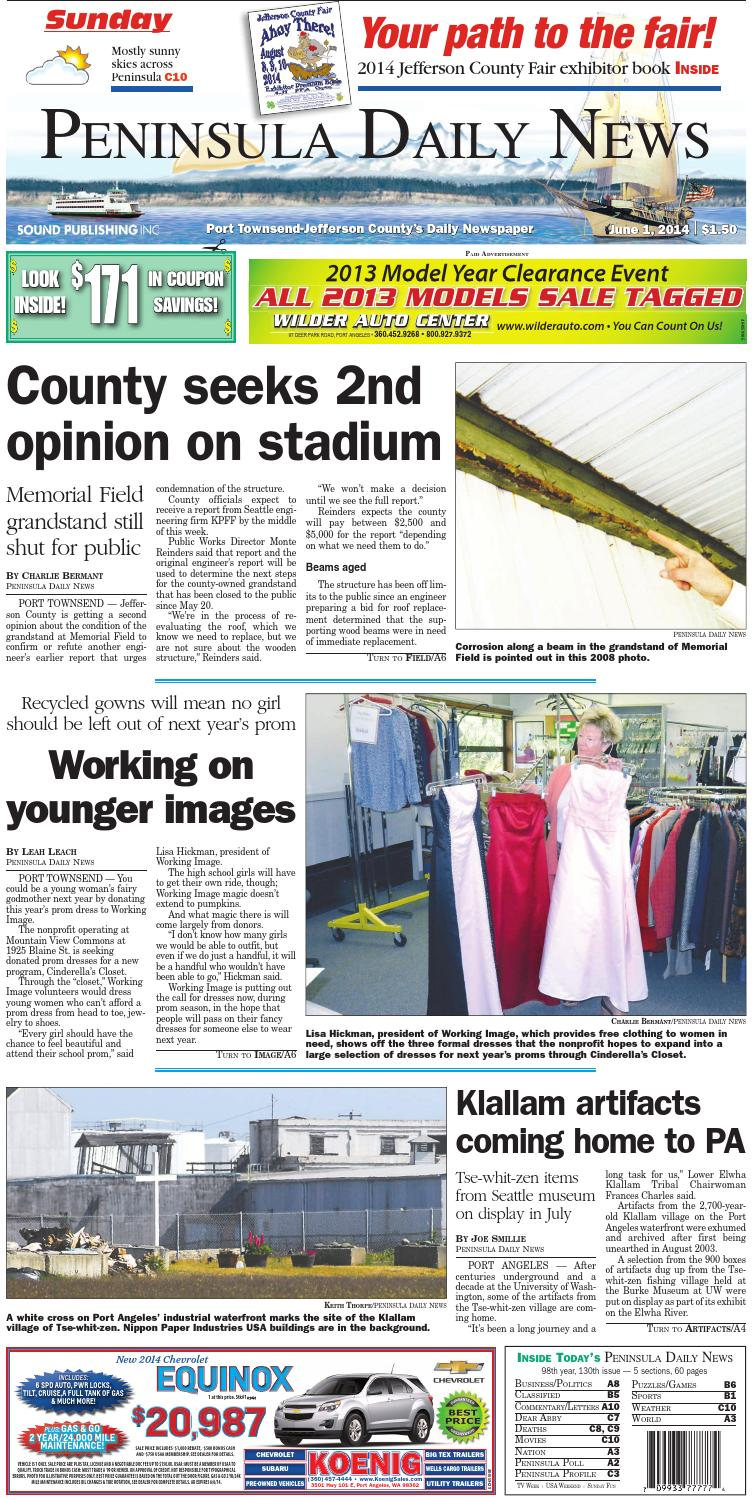 017f10e0b8a PDNN140601J by Peninsula Daily News   Sequim Gazette - issuu
