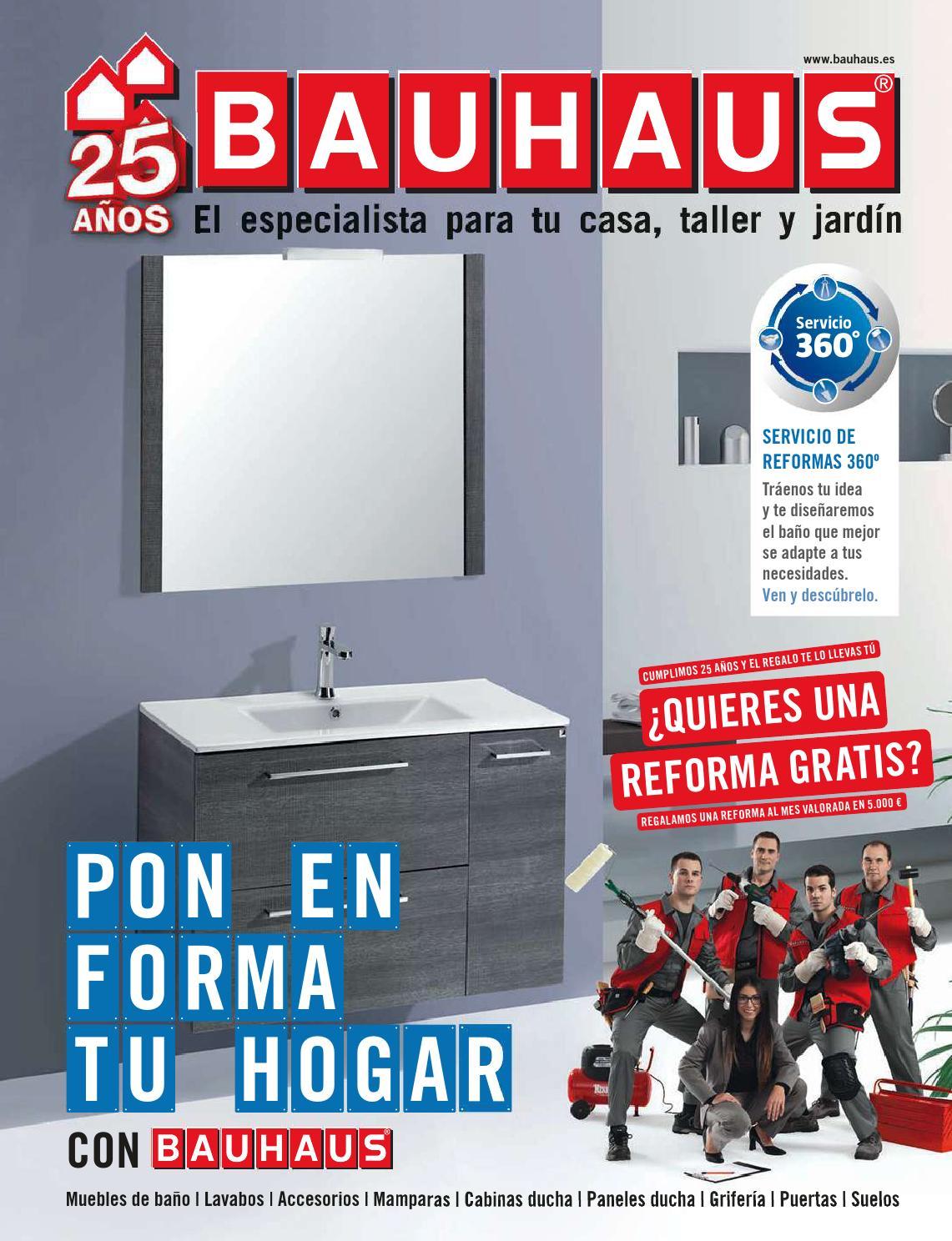 Mamparas De Bano Bauhaus.2014051516313470 Doc1 By Losdescuentos Issuu