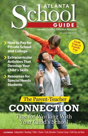 Atlanta School Guide Summerfall 2014 By Killam Publishing Inc