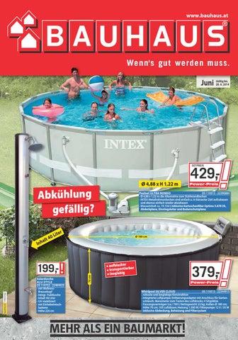 Baumax angebote 2 28juni2014 by issuu for Bauhaus intex