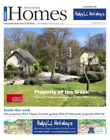 westcountry homes 31 may by dcmedia issuu rh issuu com