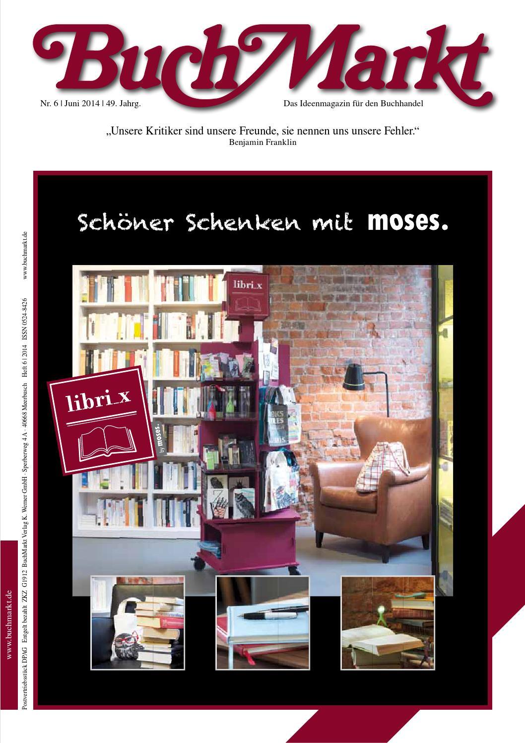 Buchmarkt Anzeigen Juni 2014 By Buchmarkt Issuu