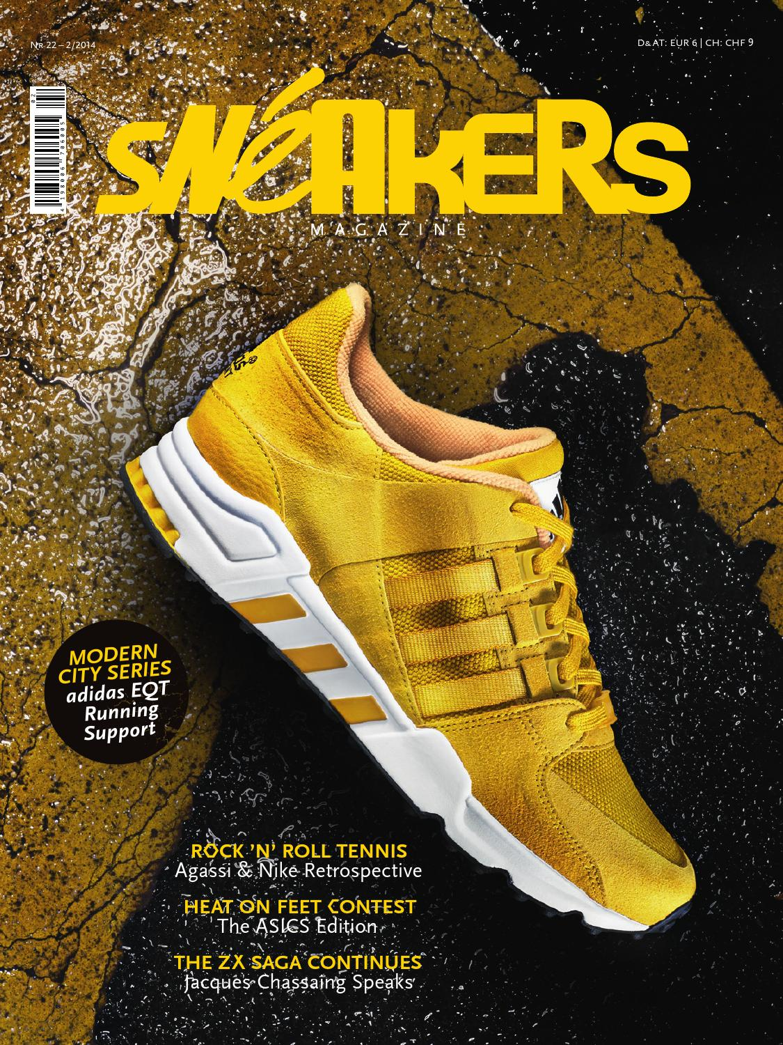 Sneakers Magazine Issue 22 by Monday Publishing GmbH issuu