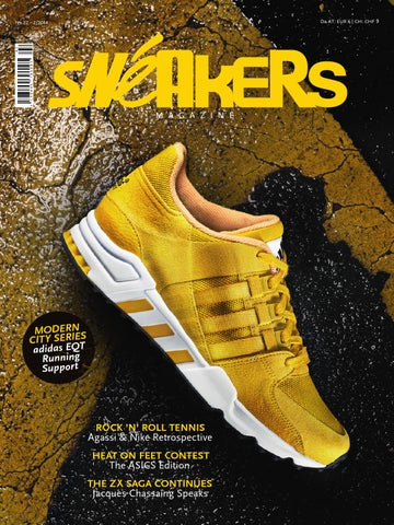 Sneakers Magazine Issue 12 by Monday Publishing GmbH issuu