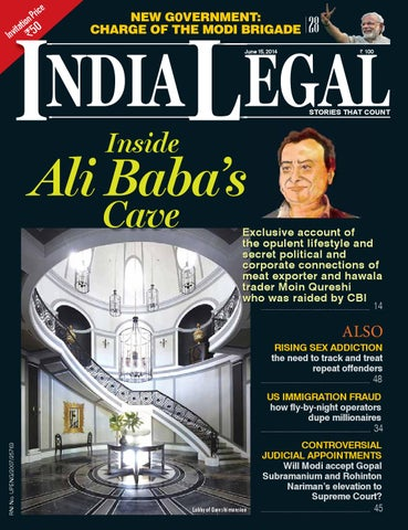 India Legal - 15 June, 2014 by India Legal - issuu