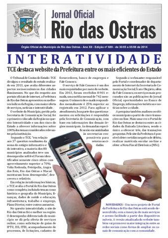 Edição nº 701 by Rio Das Ostras Jornal - issuu 507aef948e