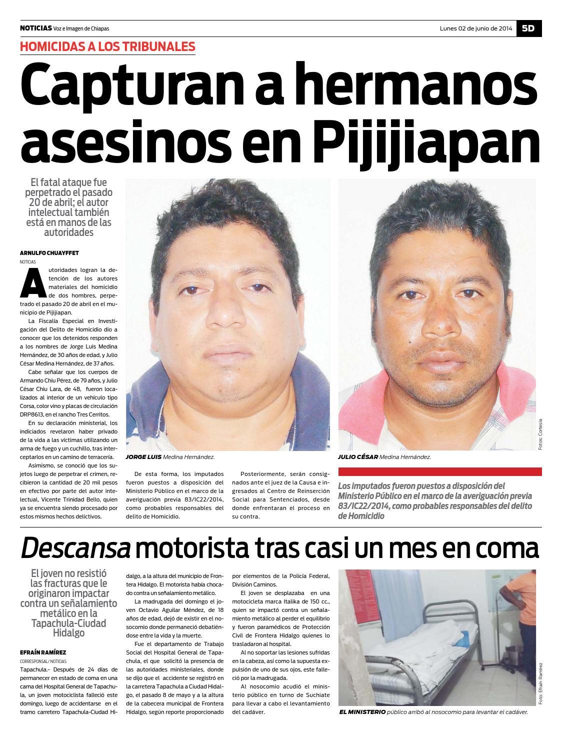 Noticias Voz e Imagen de Chiapas by Noticias Voz e Imagen de Chiapas ...