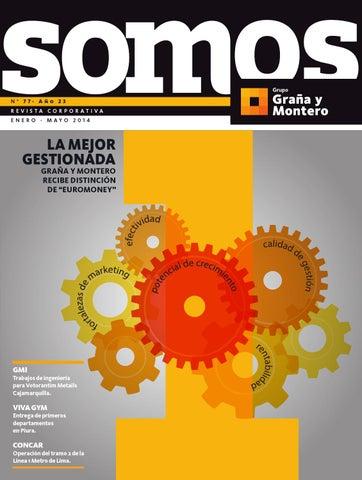 Revista Somos Graña y Montero by Graña y Montero - issuu 052b63f739a