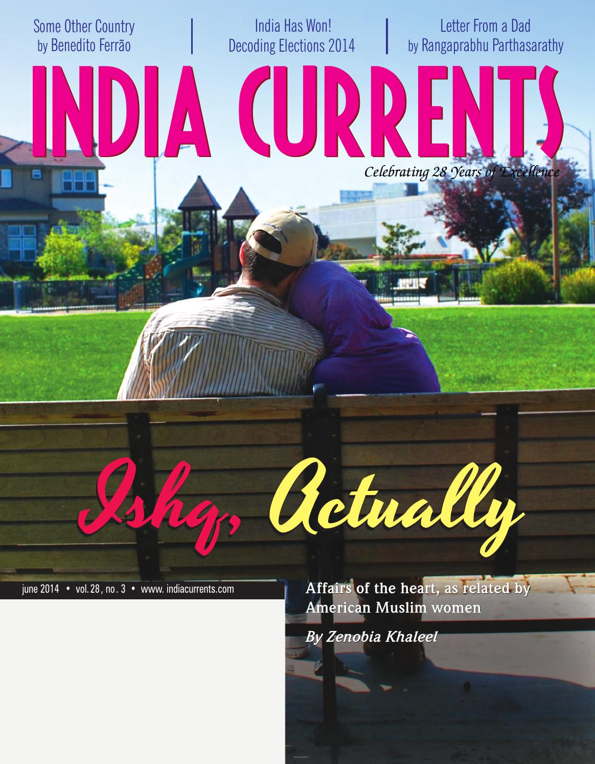 June 2014 by India Currents - issuu