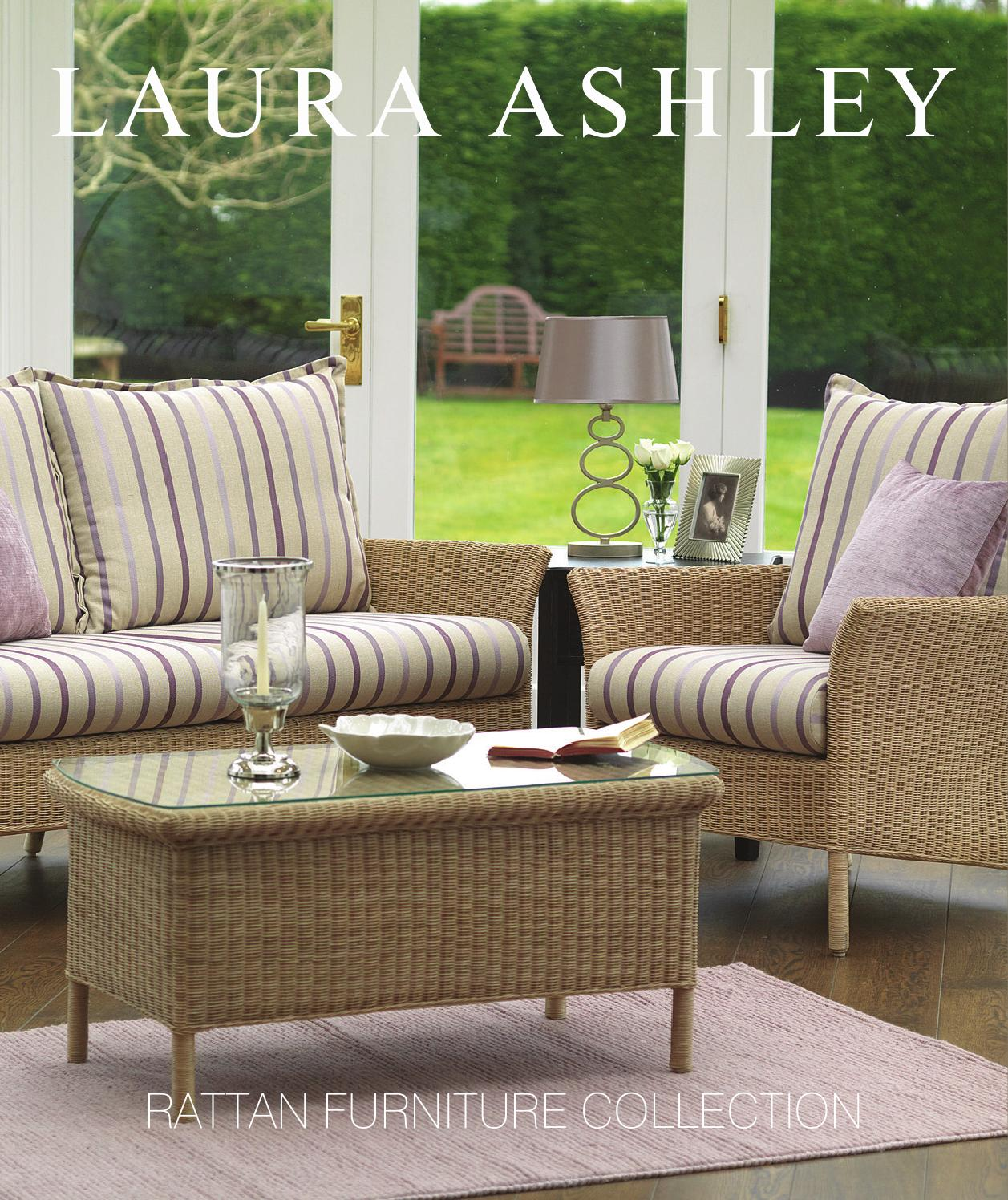 Laura Ashley Furniture Stores: Laura Ashley Rattan Furniture By Daro (Trading) Ltd