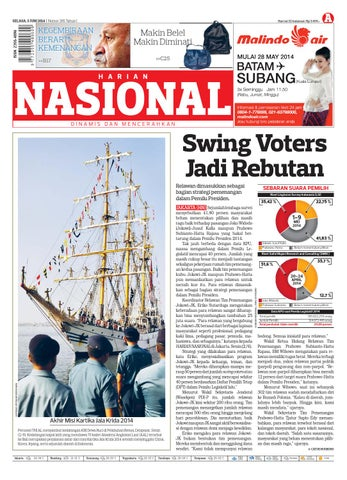 Harian Nasional by Harian Nasional - Issuu
