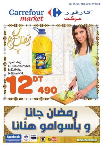 Catalogue Carrefour Market Ramadan 2014 By Carrefour Tunisie Issuu