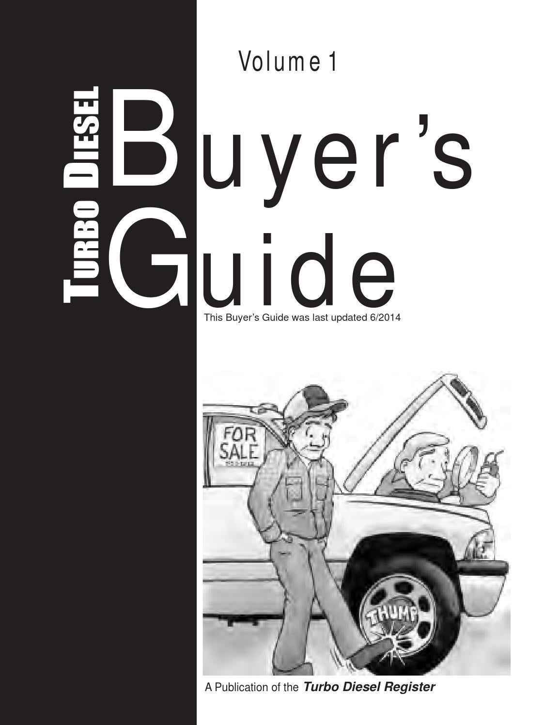 Turbo Diesel Buyers Guide By Register Issuu 68rfe Wiring Diagram