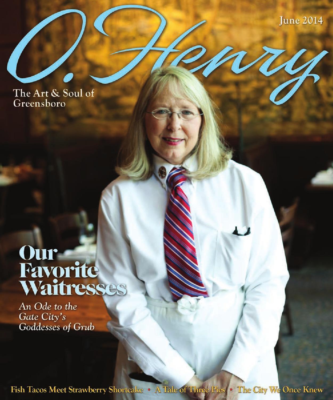 1e6ba43061fb0 June O.Henry 2014 by O.Henry magazine - issuu