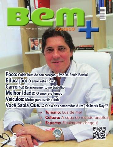 Bem+ Osasco - Ed. 34 - Junho 2014 by Revista Bem Mais Osasco - issuu 55648add1dab8