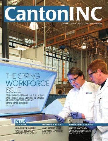 Canton Inc Spring 2014