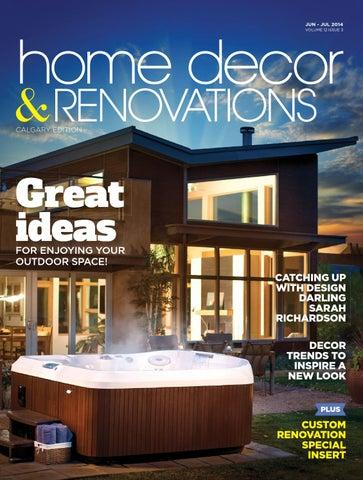 JUN   JUL 2014 VOLUME 12 ISSUE 3. CALGARY EDITION
