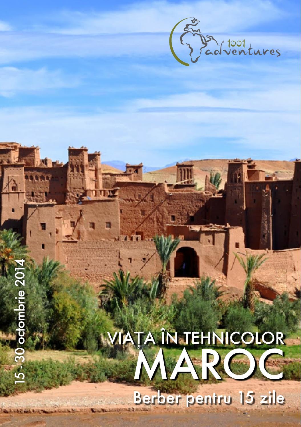 Intalnire marocana
