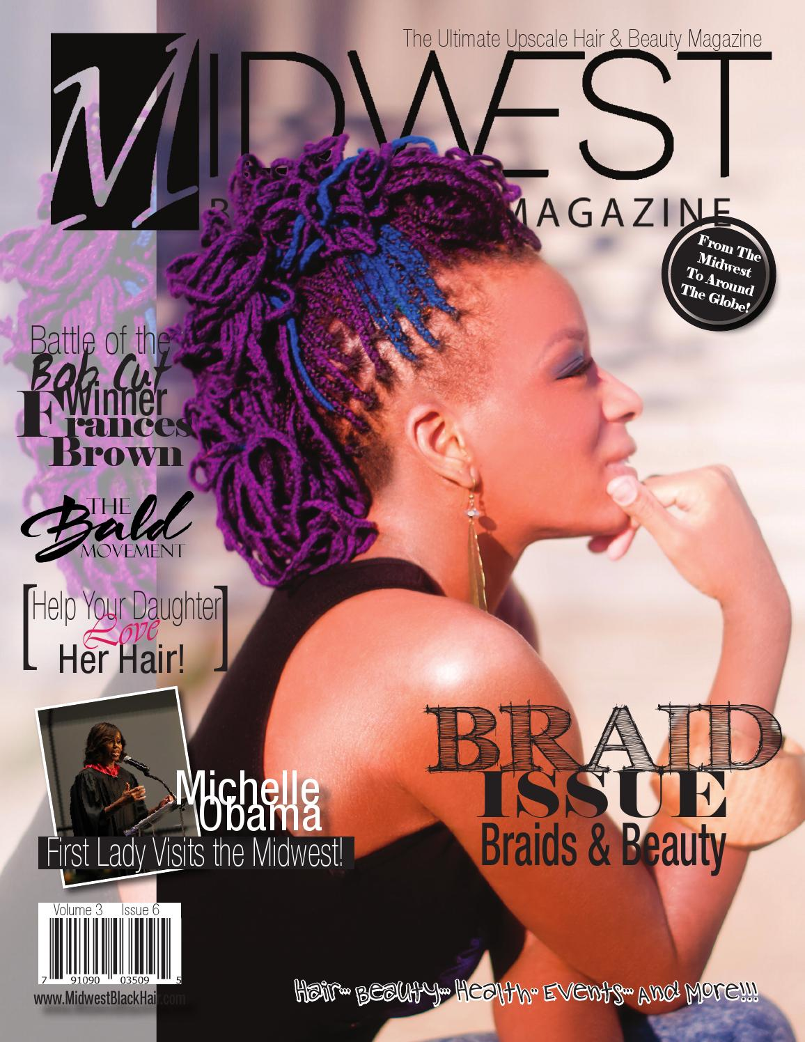 June 2014- Midwest Black Hair Magazine by Midwest Black ...