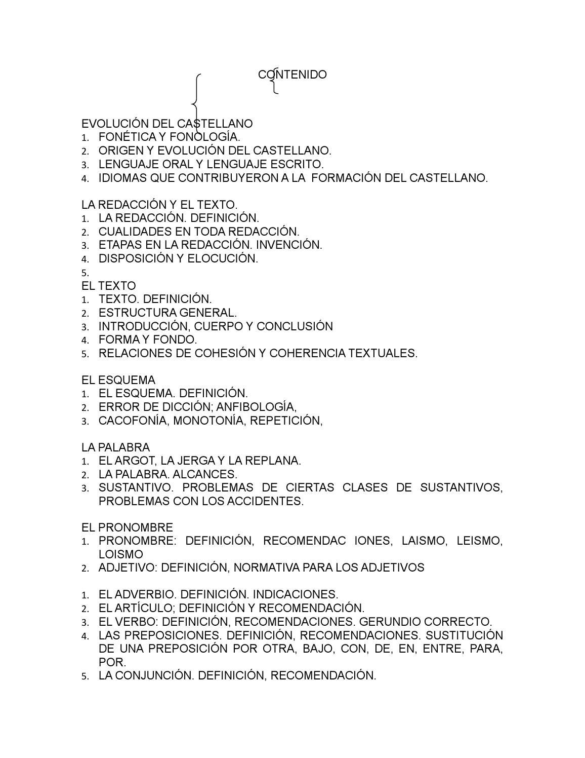 Evoluci n del castellano by mercedes more issuu for Significado de la palabra arbol