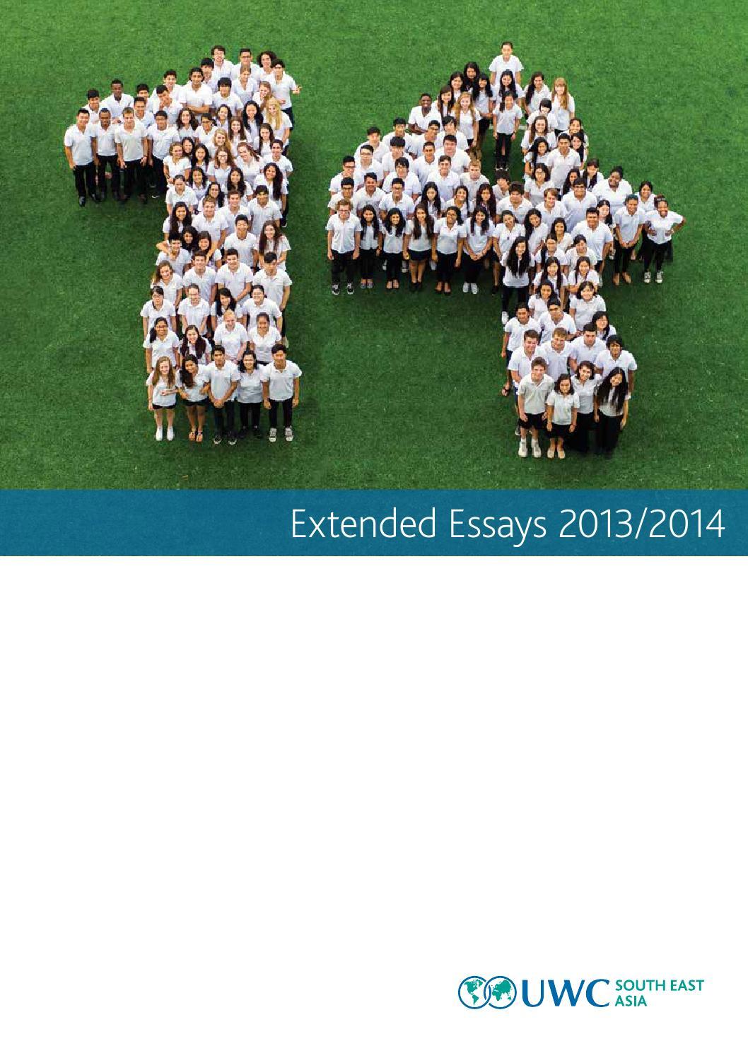 d795bb68633 UWCSEA East extended essays by uwcsea - issuu