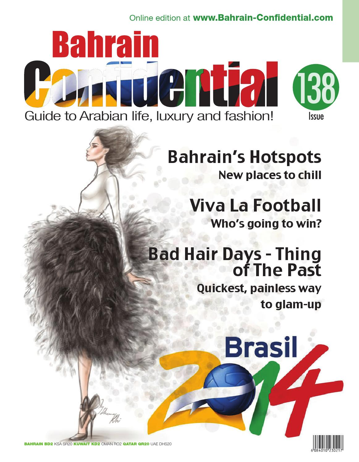 Bahrain Confidential June 2014 by Arabian Magazines - issuu