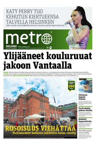 20140603_fi_helsinki by metro finland - Issuu