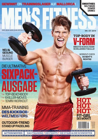 Mens Fitness 07 2014 Probe By Ultimate Guide Media Issuu