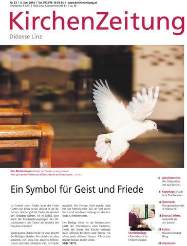 Linzer kirchenzeitung online dating