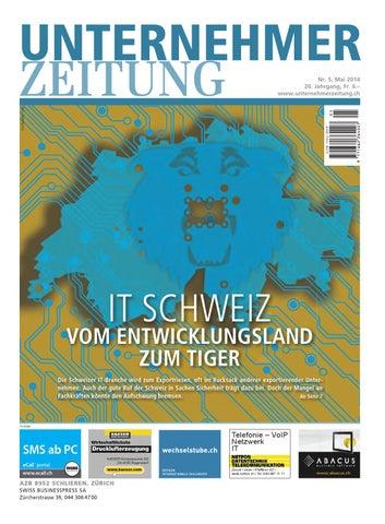 UZ 05 2014 by SWISS BUSINESSPRESS - issuu