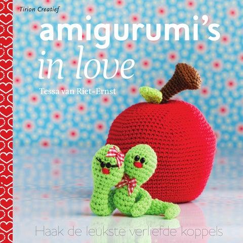 Inkijkexemplaar Amigurumis In Love By Veen Bosch Keuning