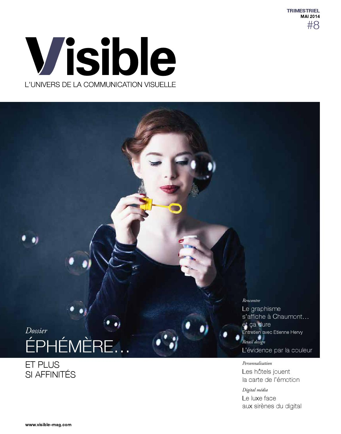 Visible 8 By 656 Editions