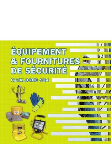 Catalogue S24 B by Sécurité Médic - issuu e47f48bfbc22