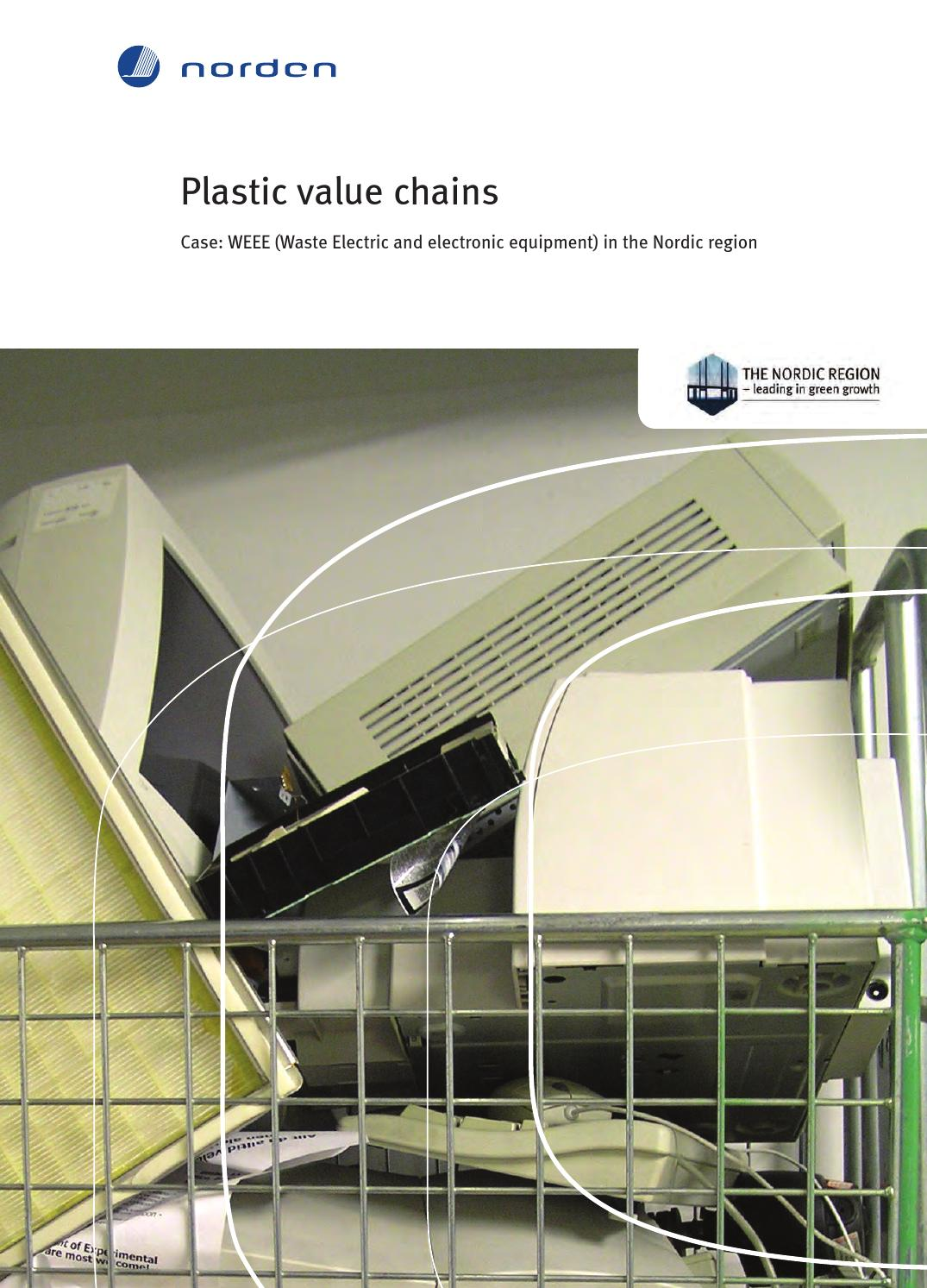 Plastic value chains by Nordisk Ministerråd - issuu