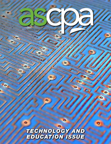 2014 june ascpa magazine by alabama society of cpas issuu alabama cpa magazine june 2014 technology and education issue fandeluxe Images