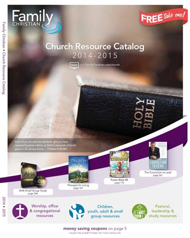 Family christian 2014 2015 church resource catalog by family page 1 fandeluxe Choice Image