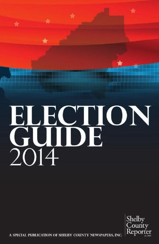 election guide 2014 by shelby county newspapers inc issuu rh issuu com