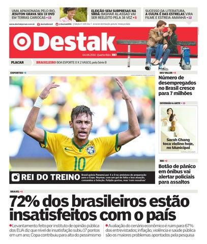 Rio de Janeiro - 1405 by Destak Jornal - issuu aff80e7edcae1