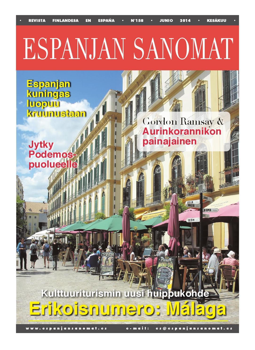 Es158 By Espanjan Sanomat Issuu