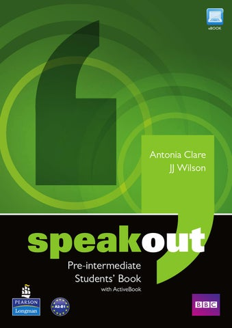 Speak Out Elementary Students Book Audio